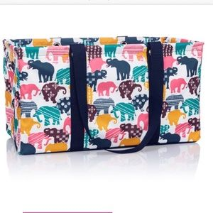 Thirty-one Large Utility Tote Elephant in the room